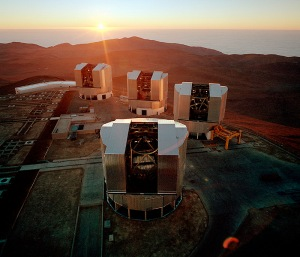 very-large-telescope