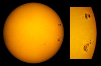 El Sol el 2 de noviembre de 2003 - A. Porcel