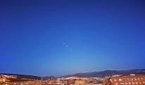 2. Paso de la ISS sobre Granada el 16 de mayo de 2010 - A.Porcel