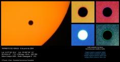 El halo alrededor del disco planetario de Venus – A.Porcel, J.Cano