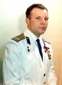Yuri Alekséyevich Gagarin