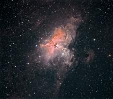 Nebulosa del Águila - M16