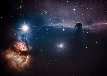 Nebulosa Cabeza de Caballo - Barnard 33