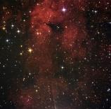 Nebulosa IC1318 (parte 1)