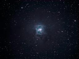 Nebulosa Iris - LBN 487, NGC 7023, Caldwell 4