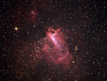 Nebulosa Omega- M17