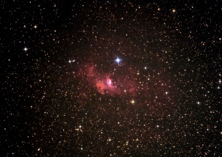 Nebulosa de la Burbuja NGC7635