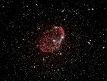 nebulosa Creciente o Caldwell 27 - NGC 6888
