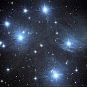La Pleyades - M45