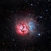 Nebulosa Trífida – M 20