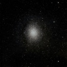 Omega Centauri (Imágen completa B/N)