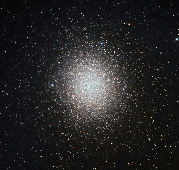 Omega Centauri – A. Porcel (SAG / OLA) – Astrobin