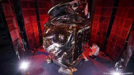 Ensamblaje y pruebas de la sonda marciana Al Amal